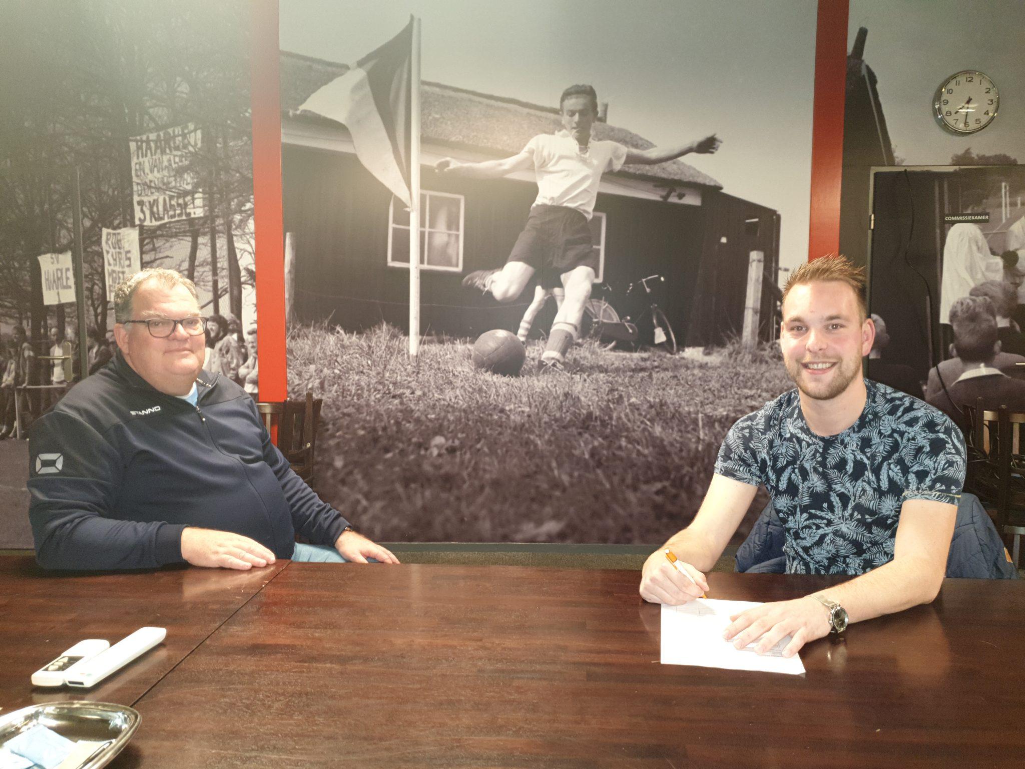 Clubman Jordi Willems volgend seizoen onze nieuwe hoofdtrainer